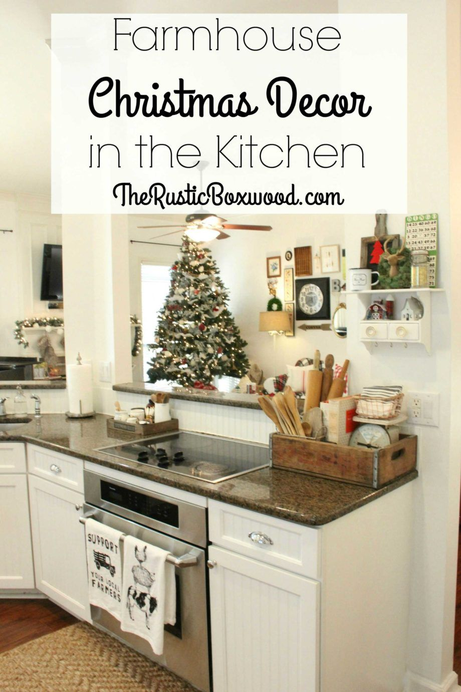 Kitchen: French Country Kitchen Accessories Shelves Cabinets ...