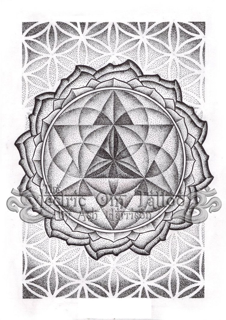 Merkaba of life 2012 by Ash-Harrison | Tattoos | Pinterest | Of ...