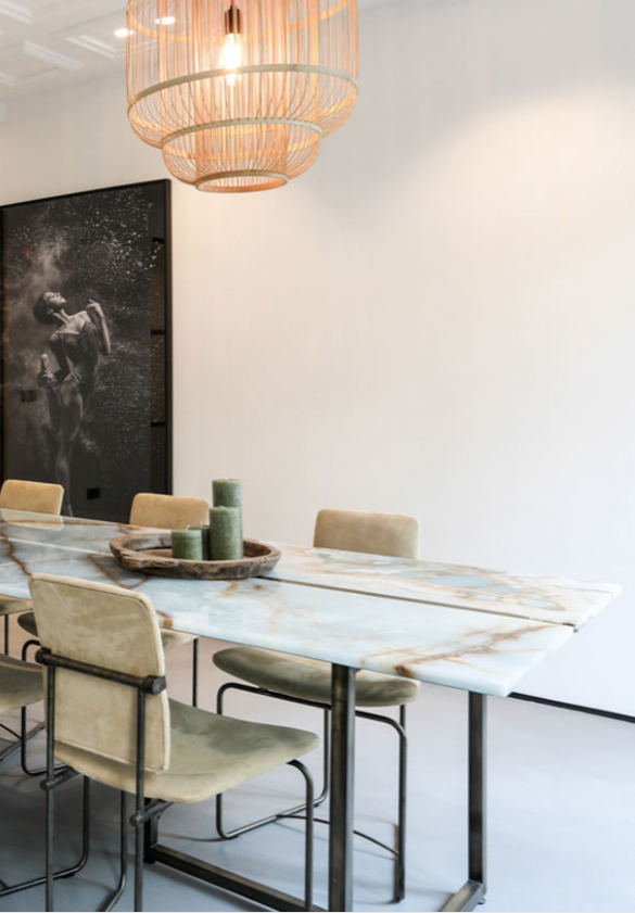 Interieur Ideeen Eetkamer.Ghyczy Ghyczy By Smellink Interiors Table Dining Room En Dining