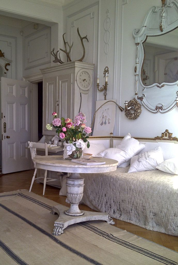 Swedish Interior Design Stunning Real Antique Gustavian