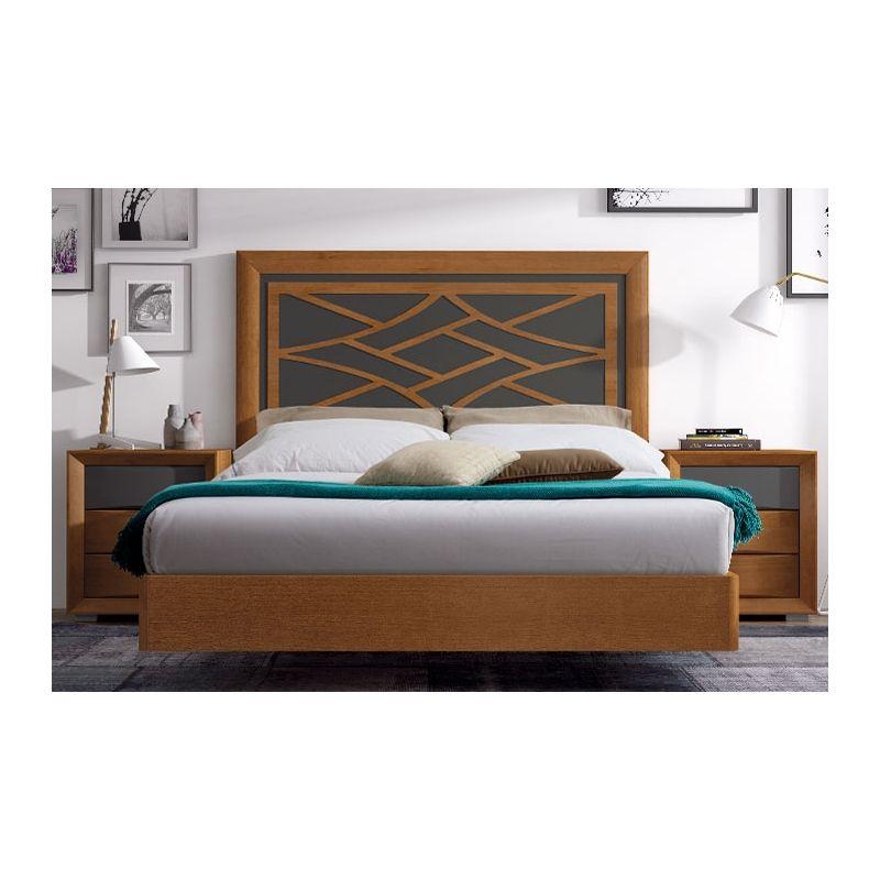 Dormitorio con sinfonier y espejo muebles boom muebles muebles muebles dormitorio y - Muebles boom dormitorios ...