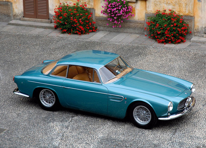 1956 Maserati A6G/54 by Allemano Bellezze