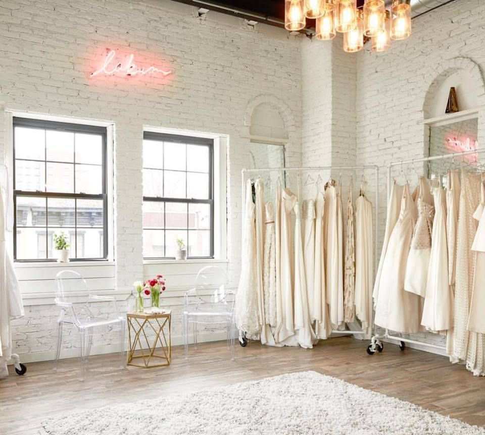 NYC's Bridal Boutiques, Mapped #bridalshops
