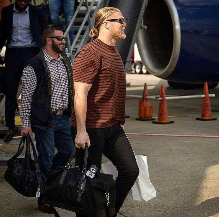Arriving in Atlanta Clay matthews, Nfc teams, Green bay