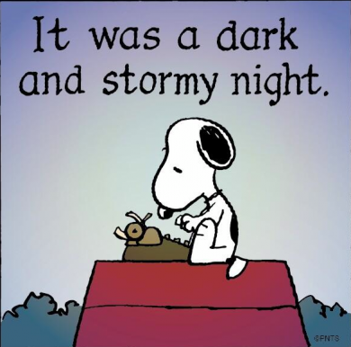 It Was a Dark and Stormy Night | my images | Stormy night
