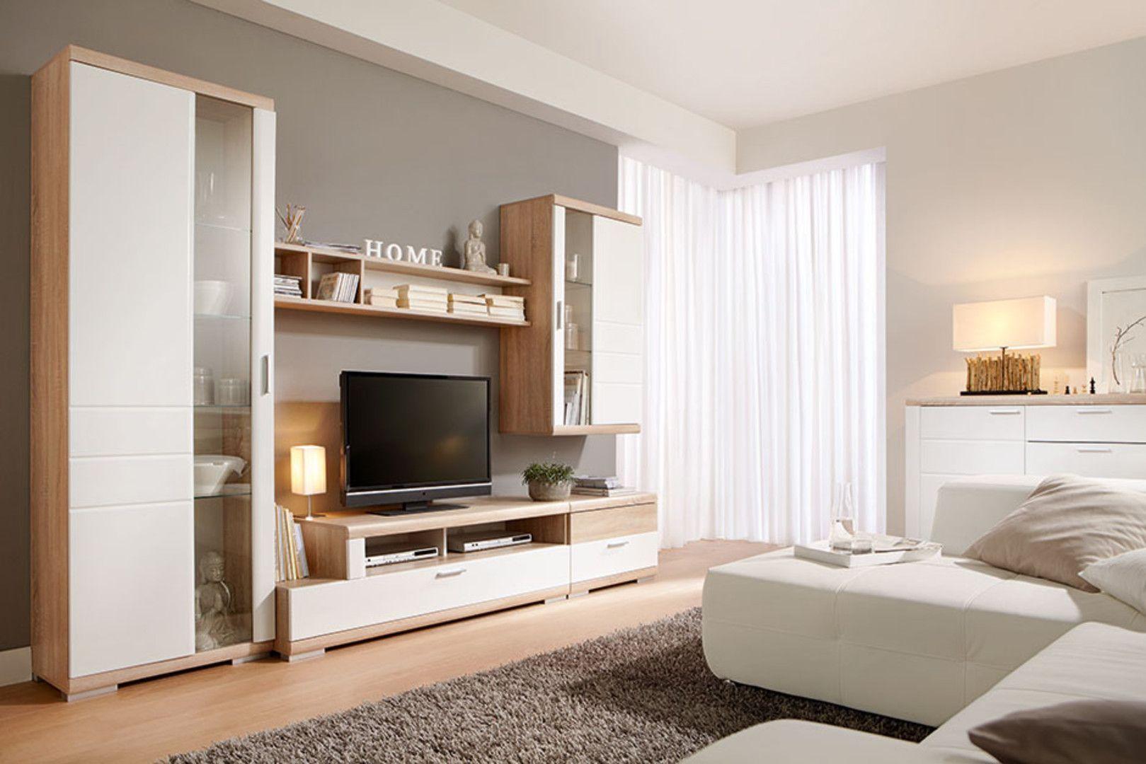 Momax Exklusive Wohnzimmer Fur Jeden Stil Wohnen Wohnwand Weiss