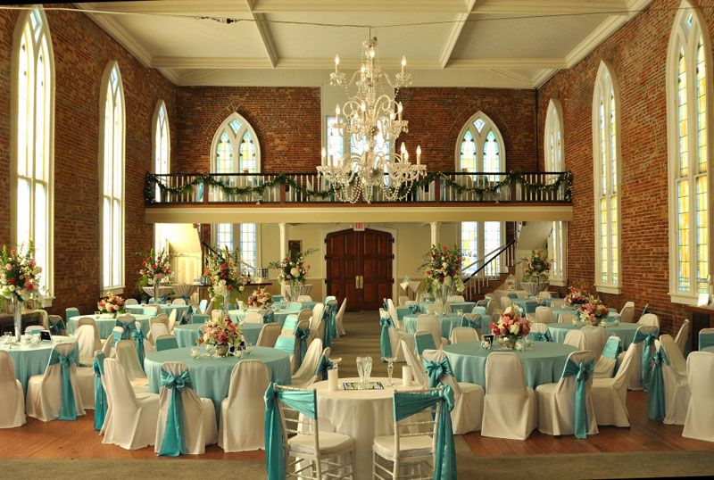 Wedding Location Saint Thomas Preservation Hall Wilmington Nc