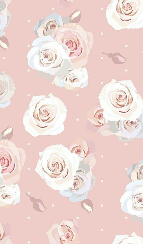 Flower With Images Floral Wallpaper Iphone Pink Wallpaper