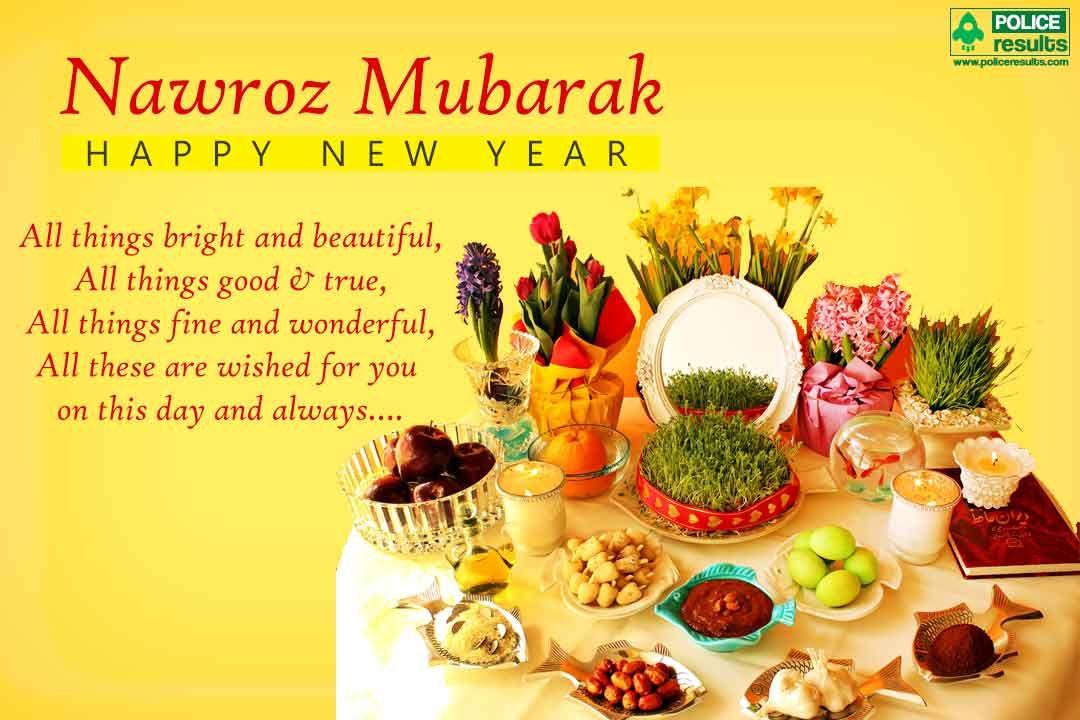 Happy Nowruz poem in Urdu Hindi English for students in