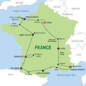 Best Of France USA Trafalgar Tours Travel Pinterest - Best of france tours