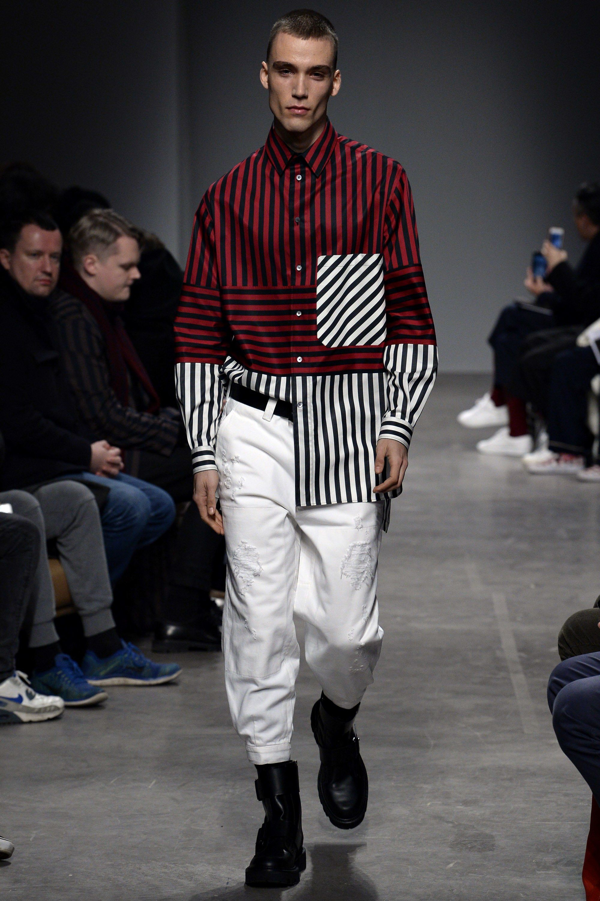 ports 1961 fall 2017 menswear fashion show collection fashion and
