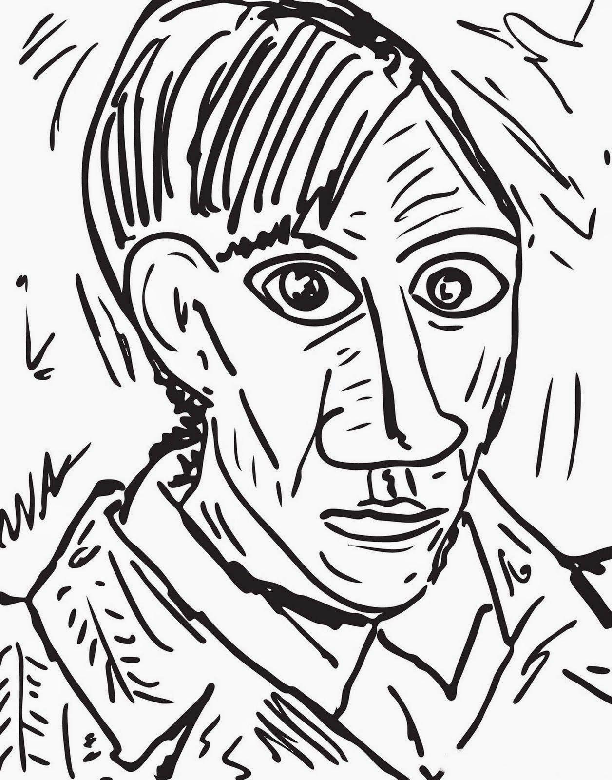 Pintores famosos Pablo Picasso