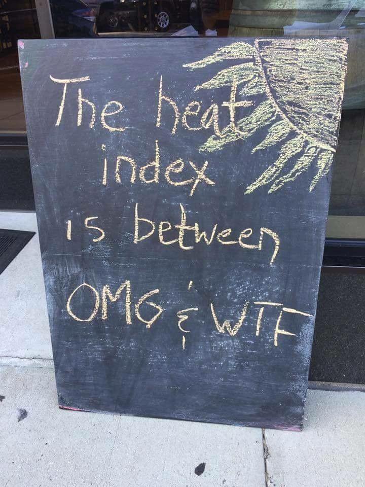 Summer Heat Memes 2020