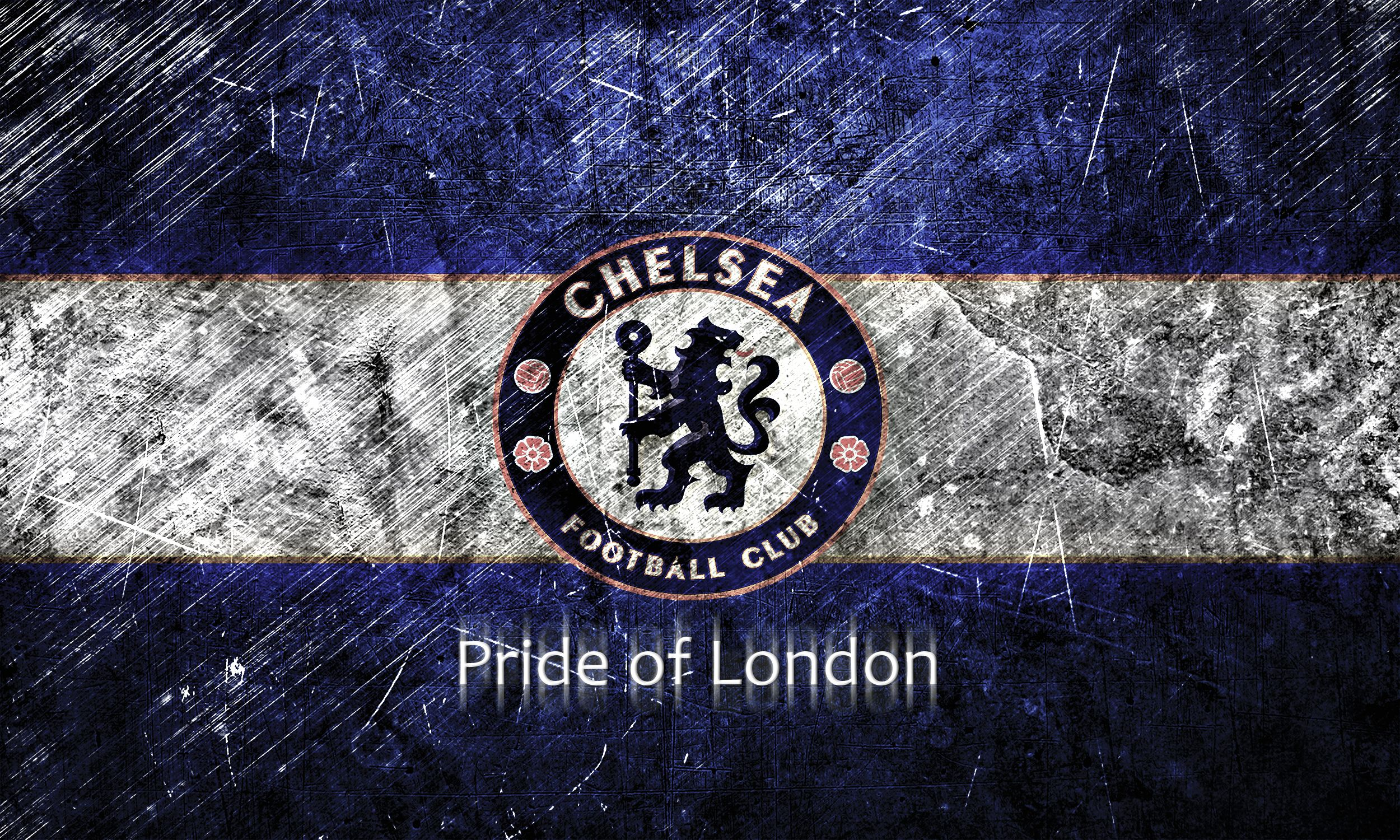 Chelsea Logo Football Club Wallpaper Background