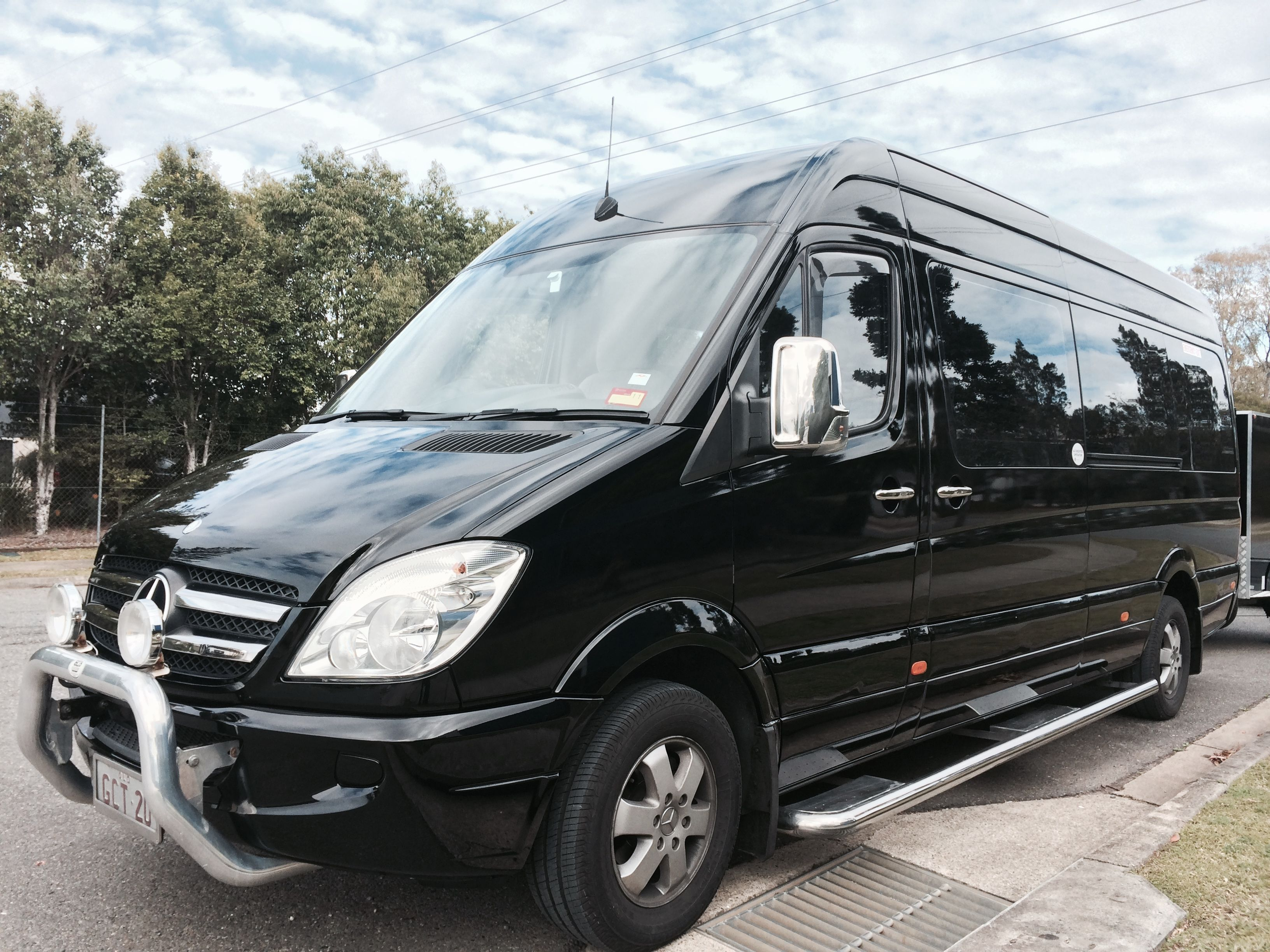 8effc1b1e8 Our 14 Seater Mercedes Benz Sprinter Party Bus proper for all occasions