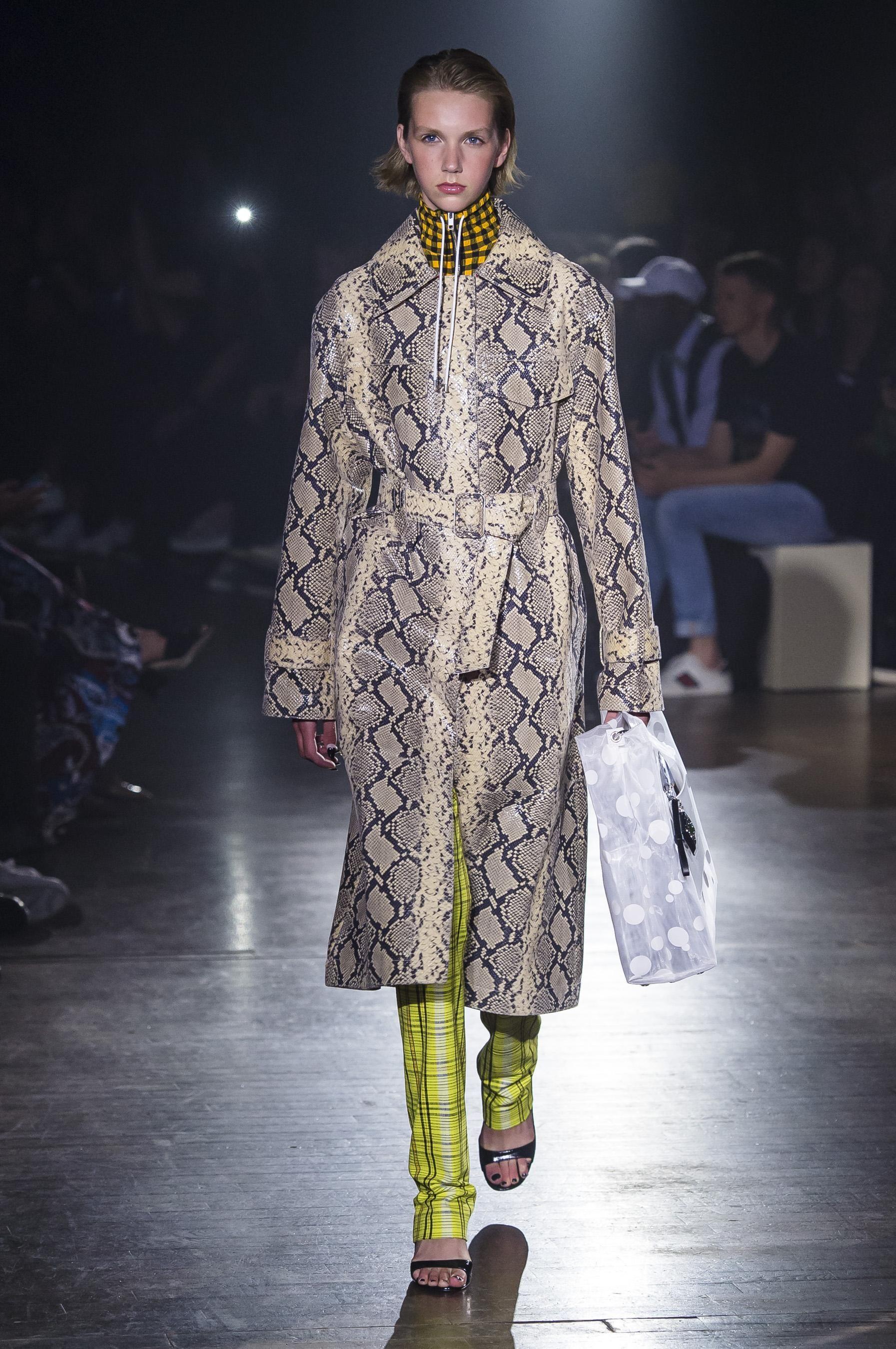 c26d7529f9da Défilé Kenzo printemps-été 2019 Homme - Madame Figaro