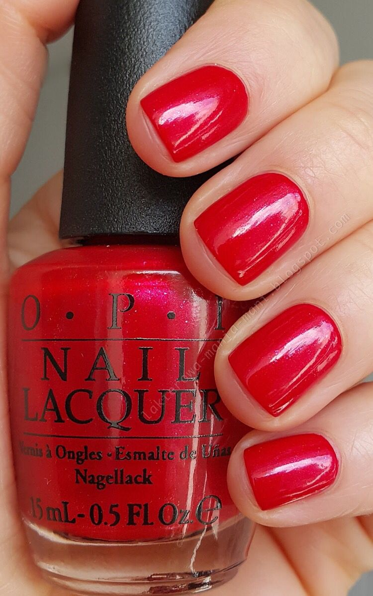 Opi Gimme A Lido Kiss : gimme, Gimme, Nails, Only,, Fabulous, Nails,, Makeup