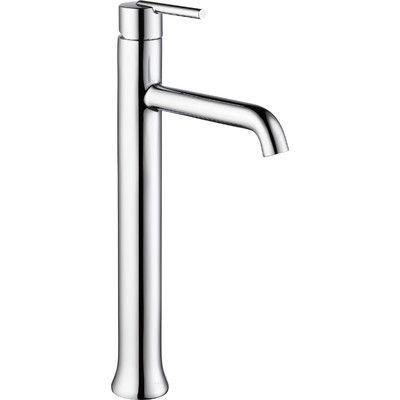 Delta Trinsic Vessel Sink Bathroom Faucet And Diamond Seal