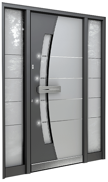 residential front entry doors