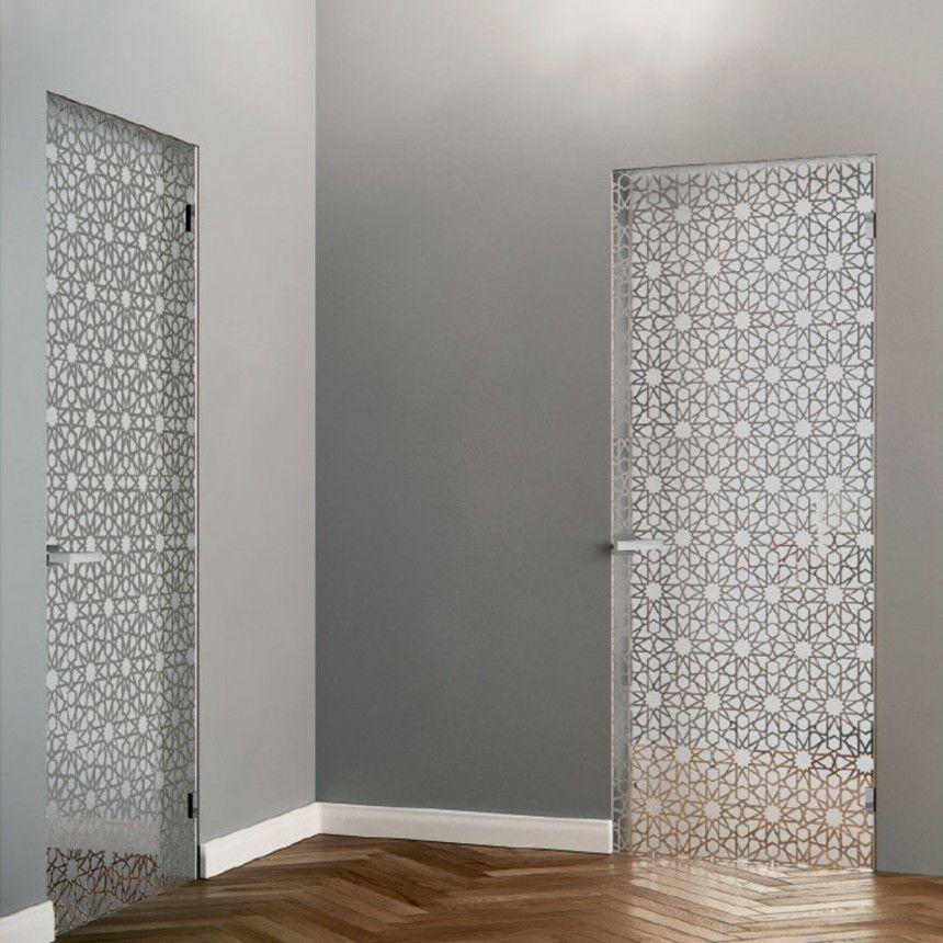 Bluinterni Produzione Italiana di porte di design door concepts - store occultant porte fenetre