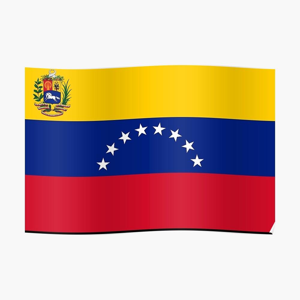 Venezuela Flag Venezuelan Flag Venezuela Gifts Republica Bolivariana De Venezuela By Gracetee Redbubble Venezuela Flag Venezuela Gift Venezuela