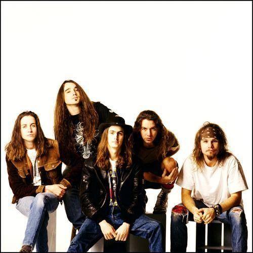 Pearl Jam old school