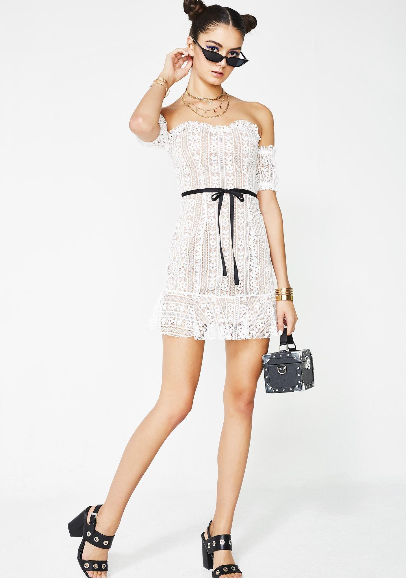 Dakota Lace Mini Dress Darling Dress Dresses Lace Mini