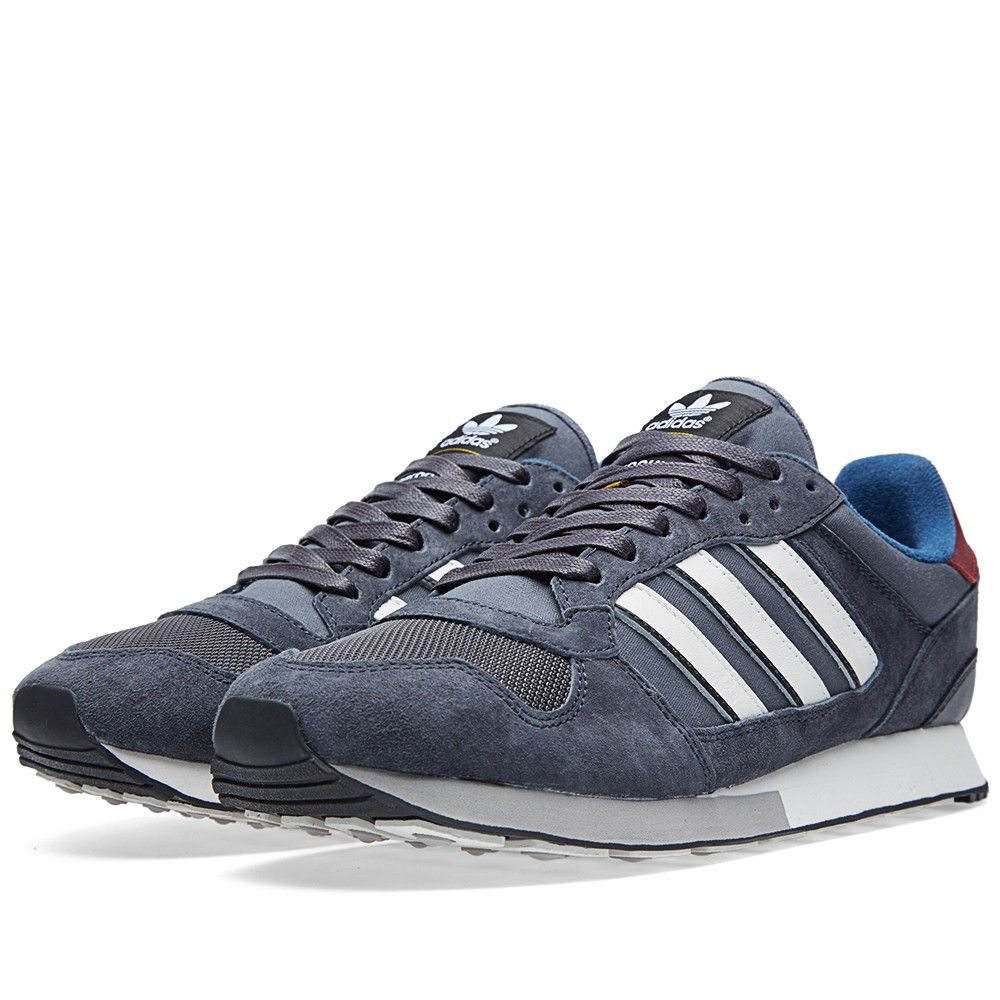 cheaper d6b0a 28020 Adidas x Barbour ZX 555 (Solid Grey & White Vapour) | Sweet ...