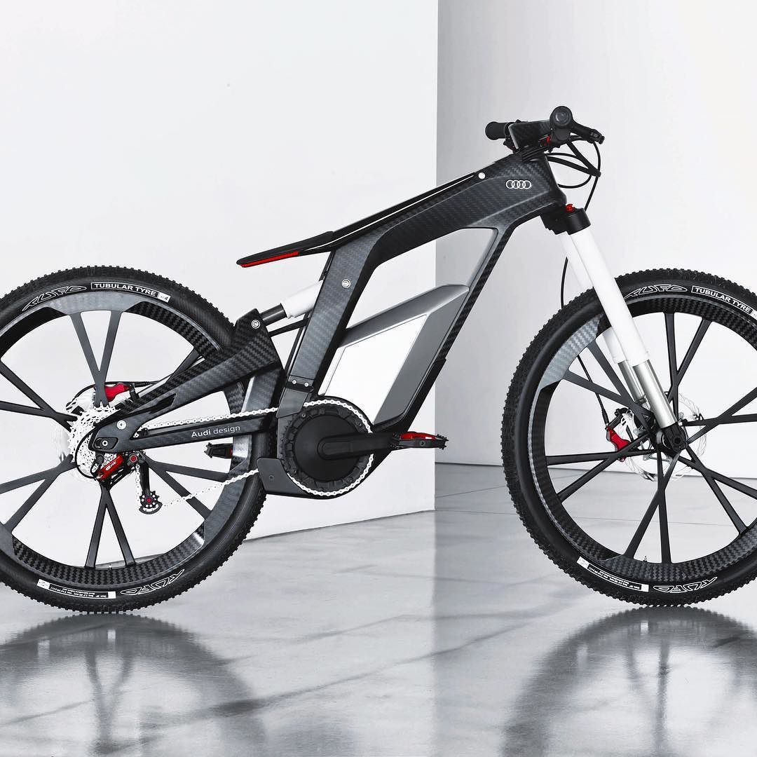 whoa the audi e bike what do you think leave a. Black Bedroom Furniture Sets. Home Design Ideas