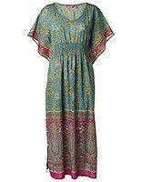 ALISTAIR PRINT klänning svart L | Print | Jersey dress | Klänningar | Mode | INDISKA Shop Online