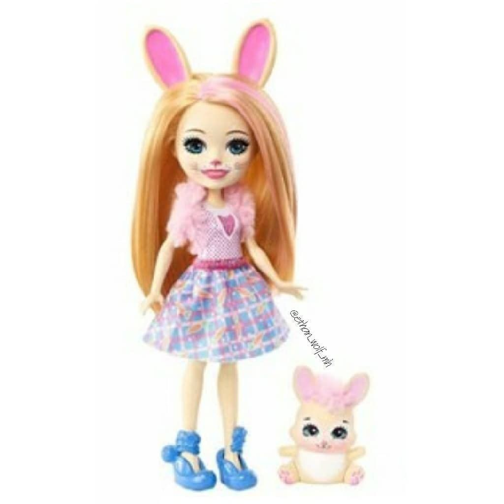 New Enchantimals Dolls Introducing A New Character And Some New