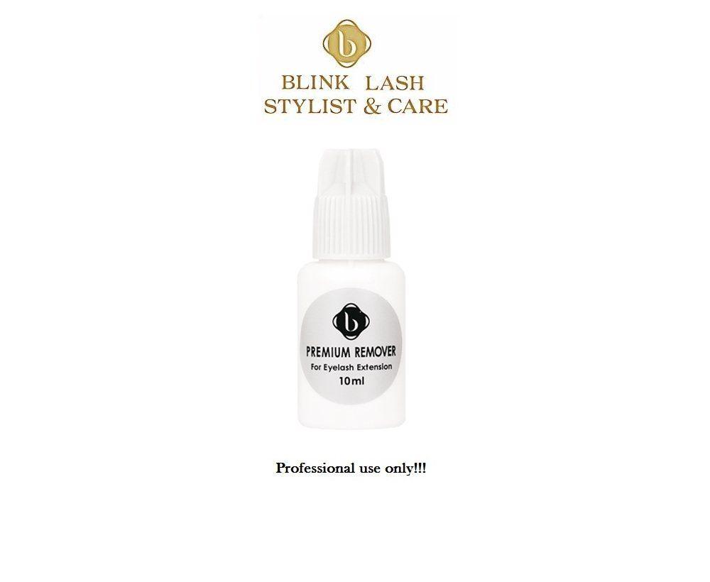 Blink Lash Stylist Premium Remover 10ml For Eyelash Extension Glue