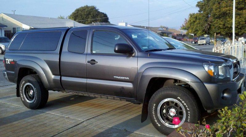 click this image to show the full size version tacoma camper rh pinterest com