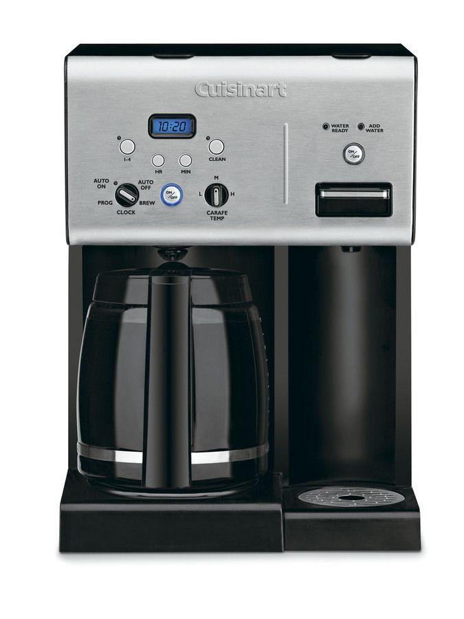 Coffee Plus 12 Cup Programmable Coffeemaker Plus Hot Water System Dual Coffee Maker Best Coffee Maker Drip Coffee Maker