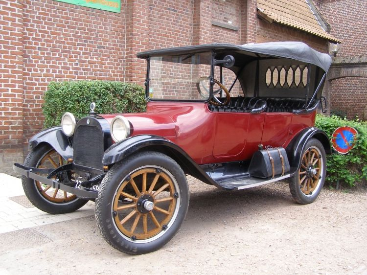 1918 dodge brothers touring car cool fun stuff. Black Bedroom Furniture Sets. Home Design Ideas