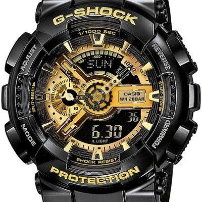 acheter en ligne aaec4 f6e4d Montre G-Shock G-Shock Doré | Montre noel | Montre, Montre ...