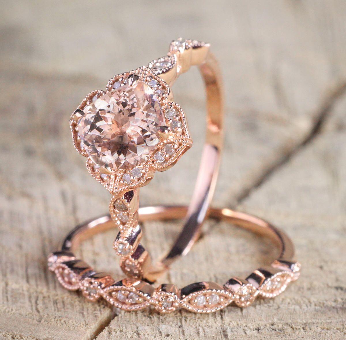 500 dollar halo wedding rings