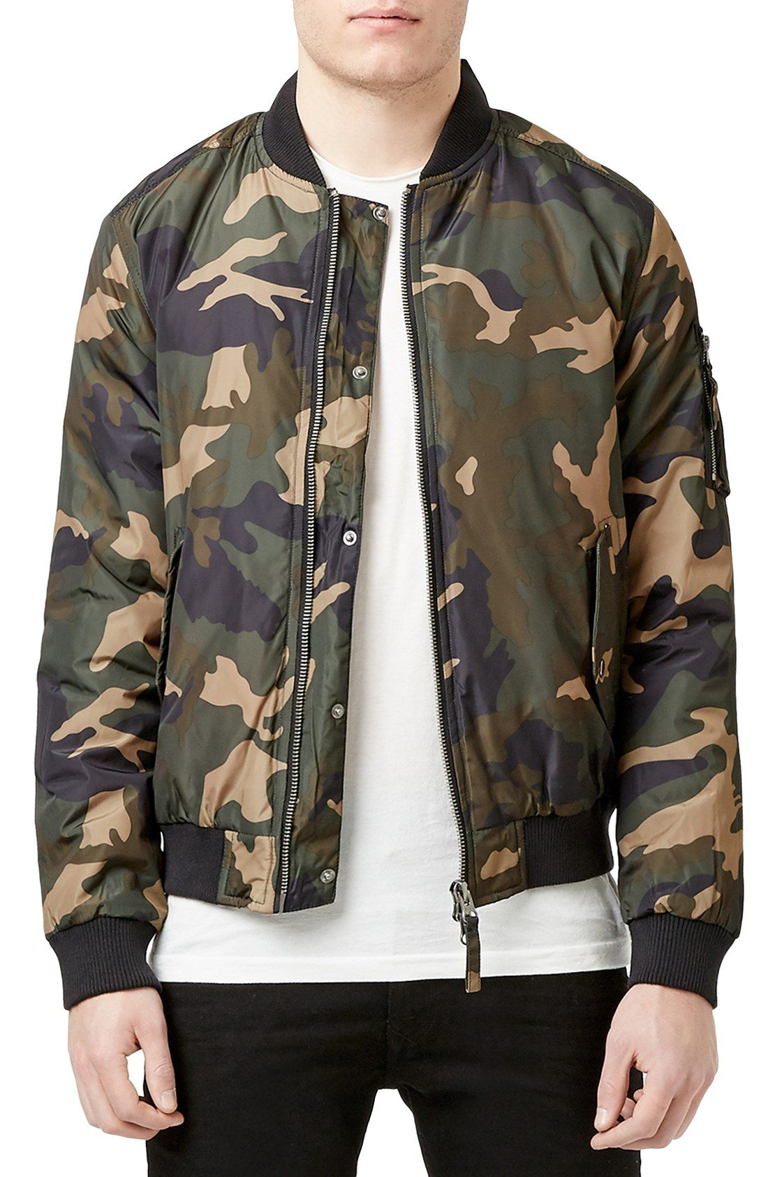 Bomber Jackets For Men 30 Ways To Wear A Bomber Jacket Camo Bomber Jacket Mens Bomber Jacket Outfit Bomber Jacket [ 1687 x 1100 Pixel ]
