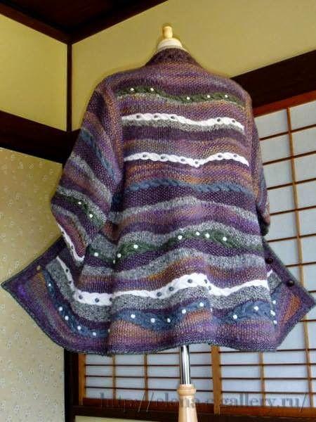 Irish crochet &: Yoko Asada | Crochet | Pinterest | Enteros, Exótico ...