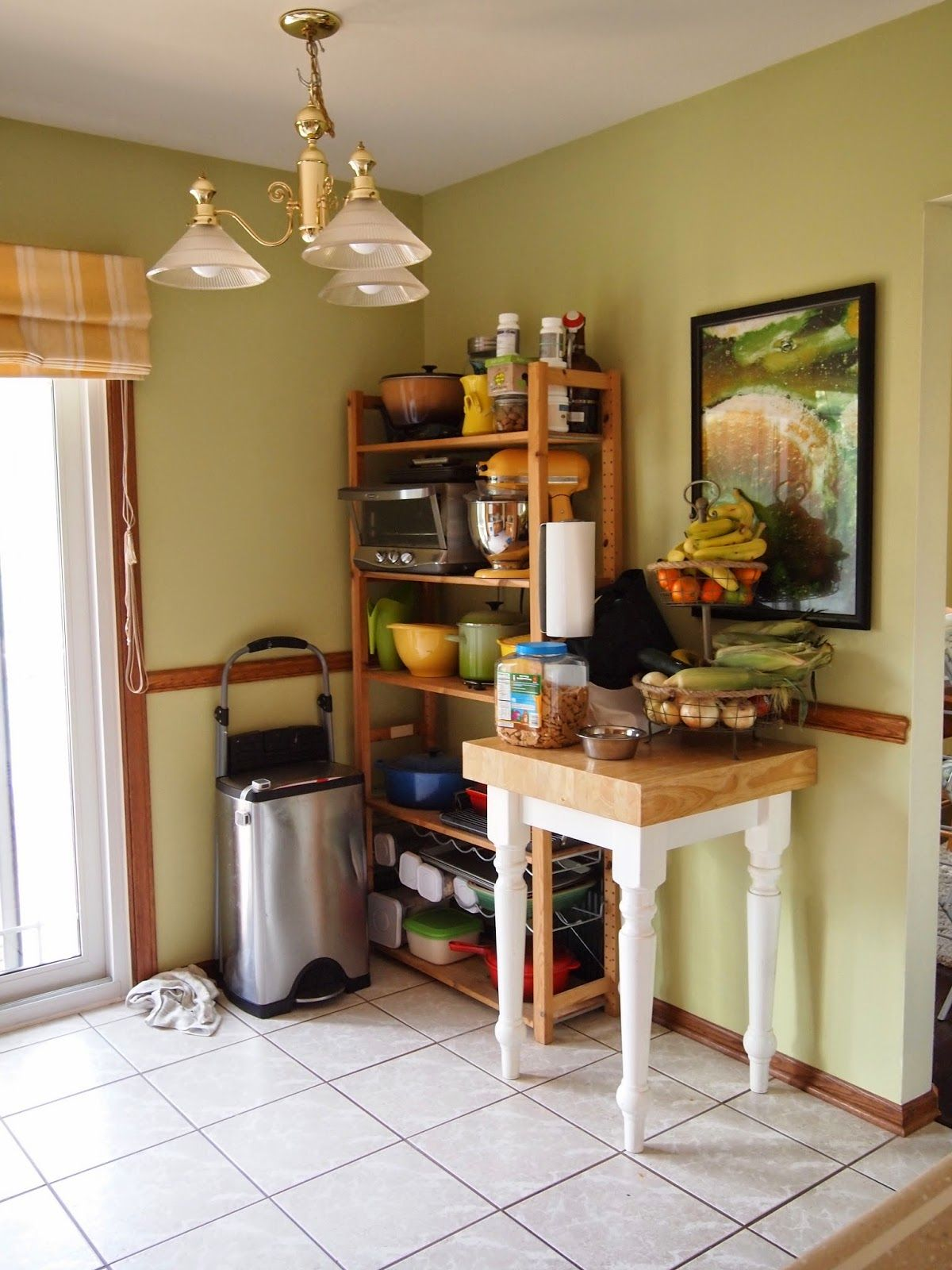 raised ranch home tour  raised ranch kitchen ranch house