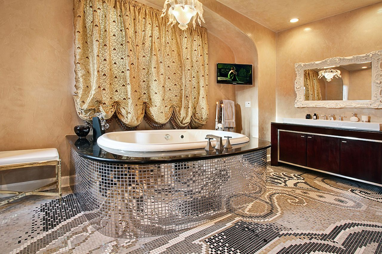 Attirant Bring On The Bling! Mansion InteriorLuxury MansionsLuxury HomesMillionaire  DatingLuxury BathroomsLuxury ...