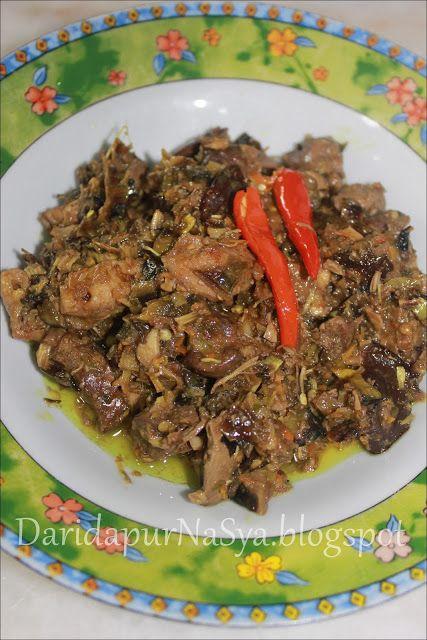 Tumis Jantung Pisang Dan Hati Pedal Resep Masakan Resep Masakan Malaysia Ide Makanan