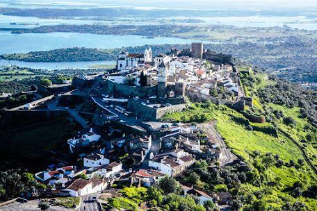 Monsaraz – Reguengos de Monsaraz, Évora (Portugal). A Vila Medieval de…