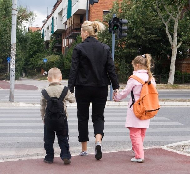 The Link Between Kids Who Walk Or Bike To School And