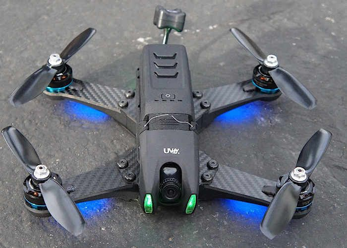 Drones Under $1000: UVify Draco Quad Racing Drone  What is