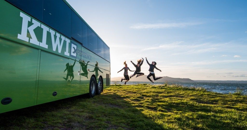 Review Kiwi Experience Super Funky Bus Tour New Zealand Marlborough Sounds Milford Sound