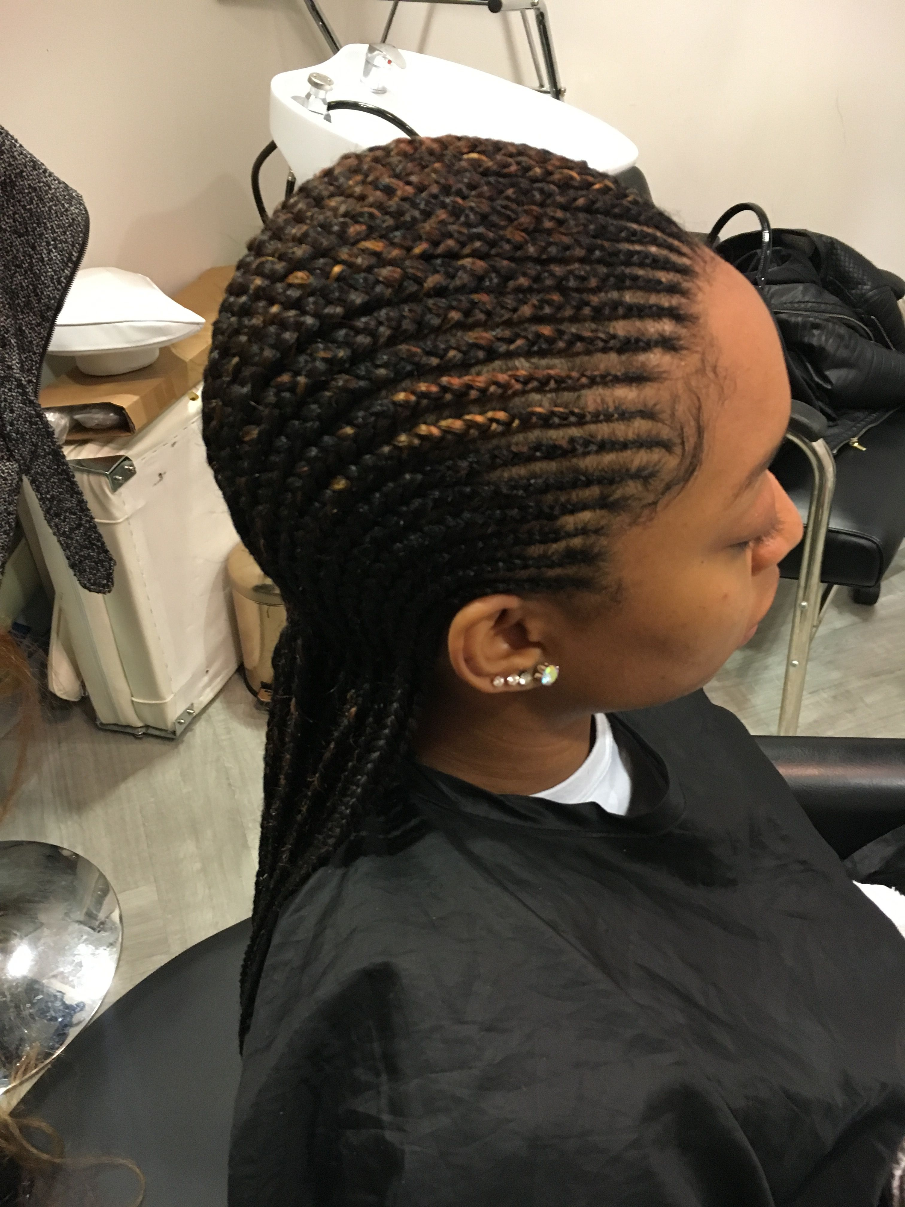 Straight back braids book @jazzbraids_atlanta