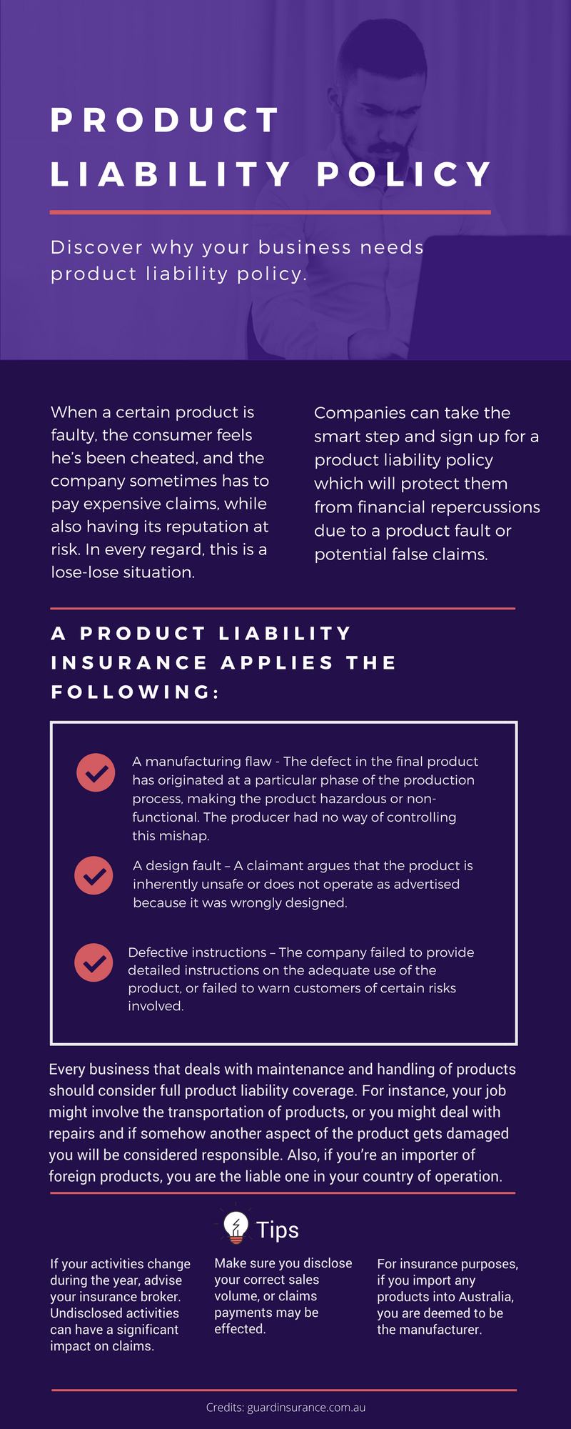 Product Liability Insurance Protect your business