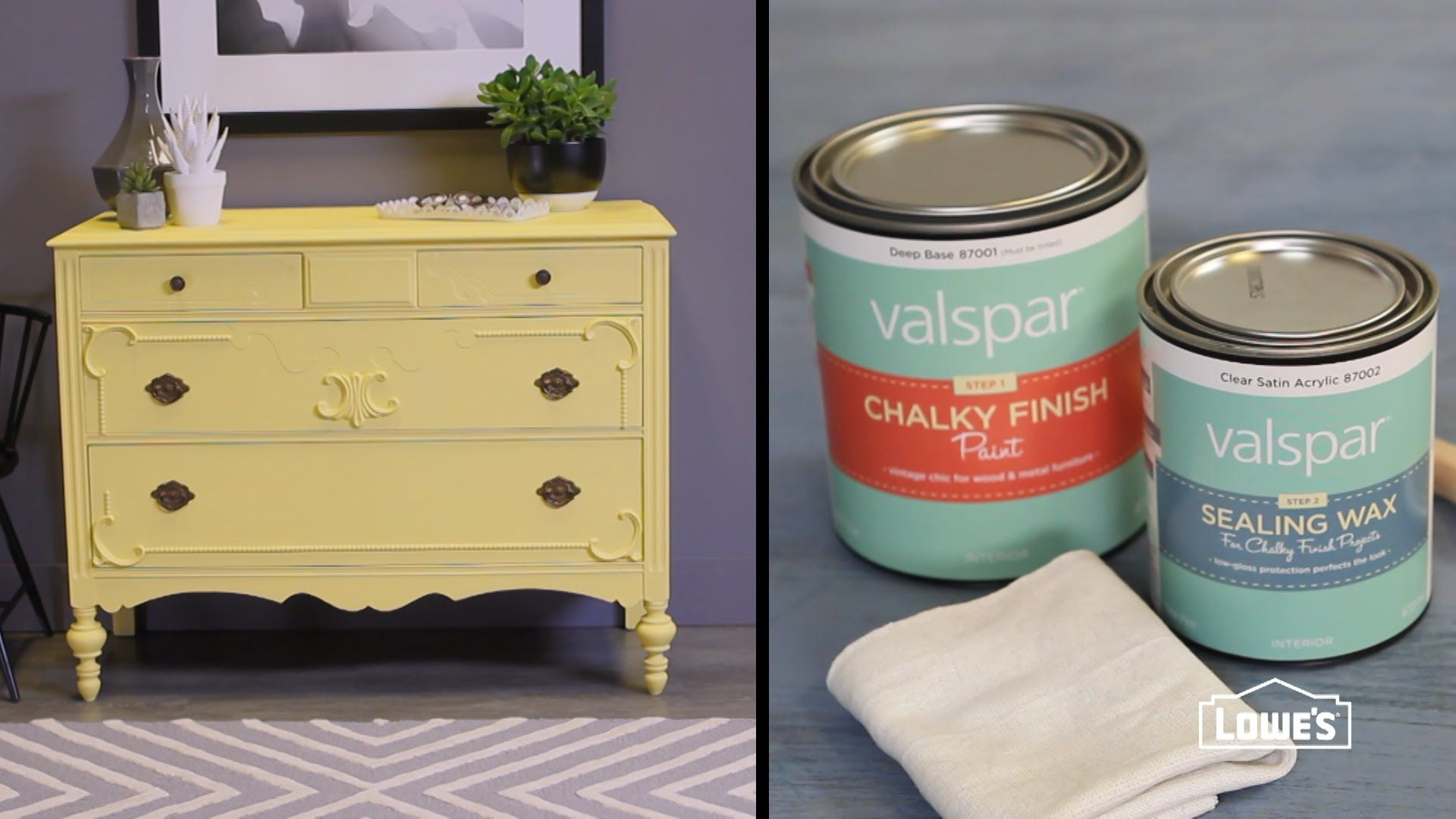 Chalky Finish Paint Furniture Painting Laminate