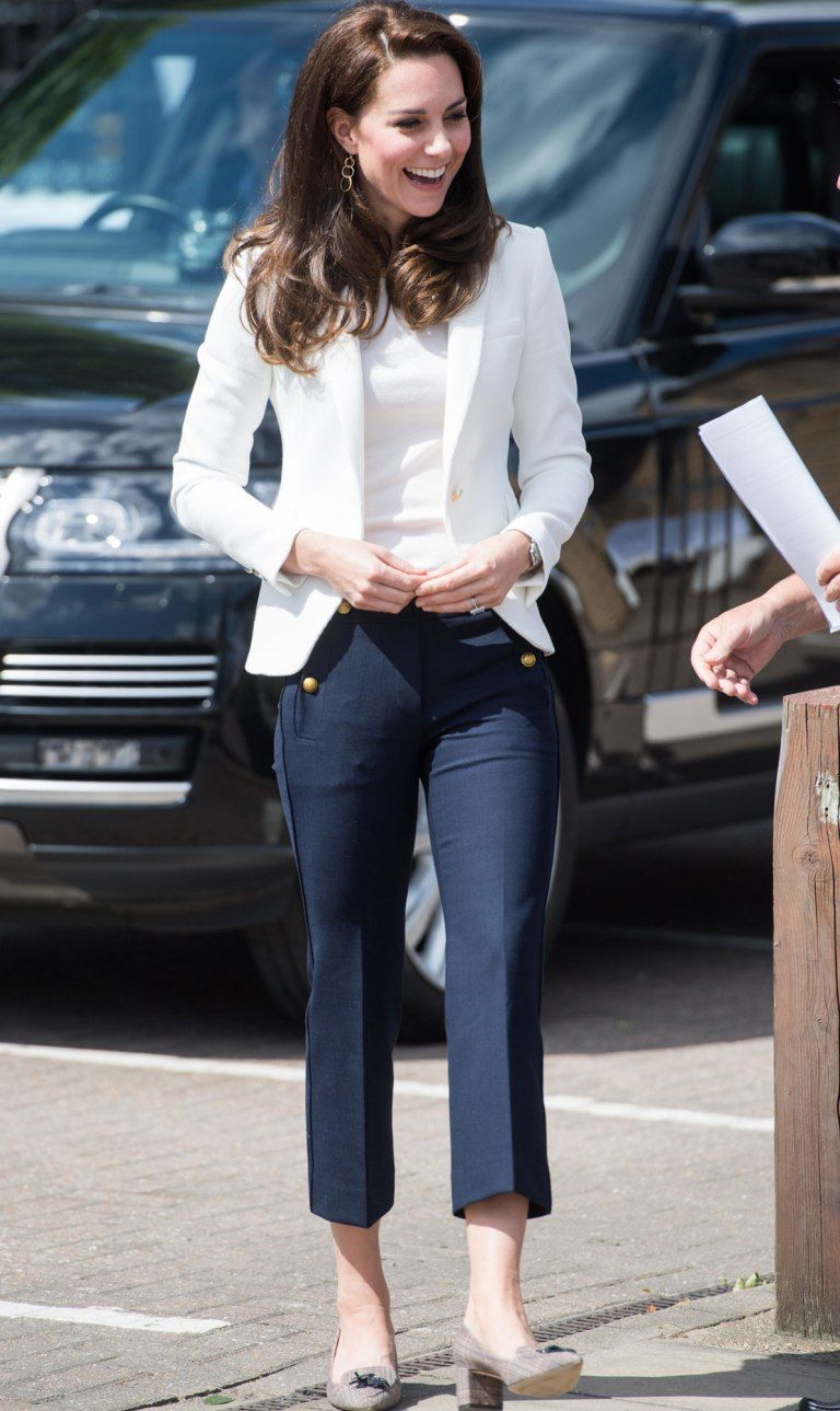 c3fce2fe759 Kate Middleton Is Your Unexpected Source for Workwear Inspiration  See Her Best  Office-Ready Looks